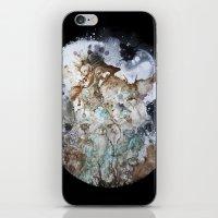 Excerpt / Curacao Coffee… iPhone & iPod Skin