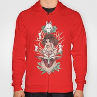 The princess of the avenging spirits Hoody