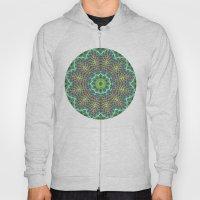 Fern Frond Lace Kaleidos… Hoody