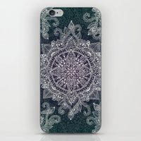 Mandala Magic  iPhone & iPod Skin