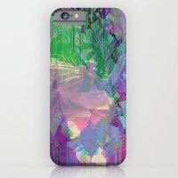 Glitched Landscape 2 iPhone 6 Slim Case