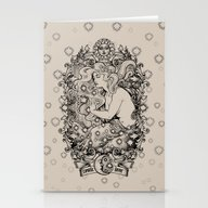 Cosmic Lover Stationery Cards