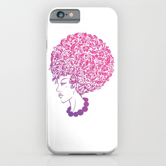 Ms. Floral iPhone & iPod Case