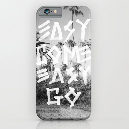 EASY GO iPhone & iPod Case