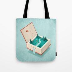 Flying Tote Bag