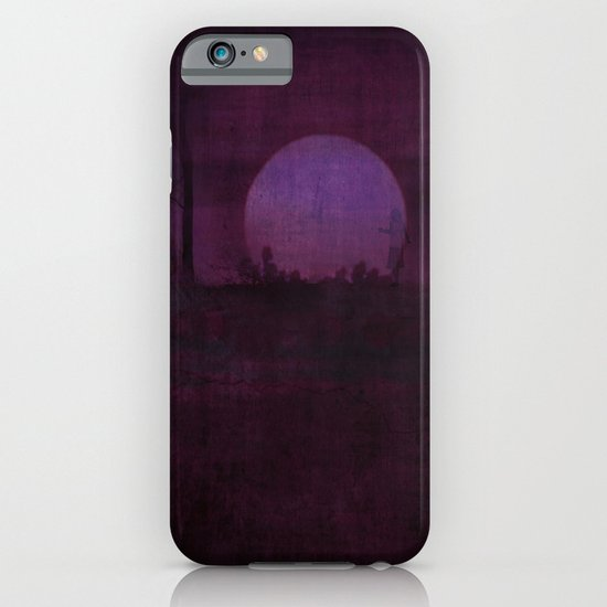 Shar ~ Purple iPhone & iPod Case