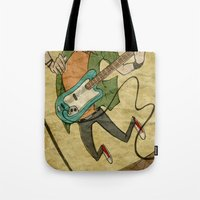 OVER AMP! Tote Bag