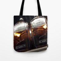 Gentleman Jack Tote Bag