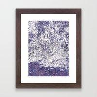 Prairie Dusk Framed Art Print