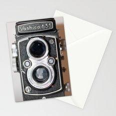Yashica Vintage Camera Stationery Cards
