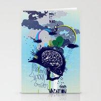 Brainvacation Stationery Cards