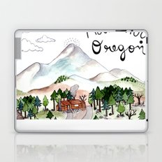 Mt. Hood Laptop & iPad Skin