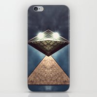 Flight Of Isis iPhone & iPod Skin