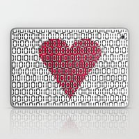 Digital Love Laptop & iPad Skin