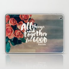 All Things Work Together… Laptop & iPad Skin