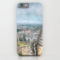 iPhone & iPod Case featuring Edinburgh Castle by Christine Workman