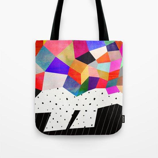 P3 Tote Bag