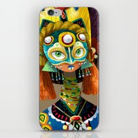 Part Of A Tribe iPhone & iPod Skin