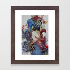Arlekino Framed Art Print