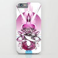 iPhone & iPod Case featuring In Love (With Herself) by Andre Villanueva