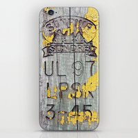 All and Sundre iPhone & iPod Skin