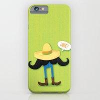 Mexstache iPhone 6 Slim Case