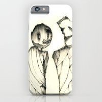 iPhone & iPod Case featuring Duel by Attila Hegedus