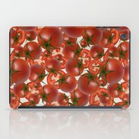 Tomatoes iPad Case