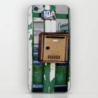 post iPhone & iPod Skin