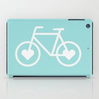 Ride Your Heart Out -  B… iPad Case