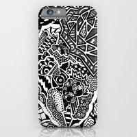 Lacking White iPhone 6 Slim Case