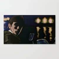 Dr. Jimmy Or Mr. Jim Canvas Print