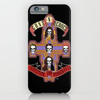 Appetite for Misbehavin' iPhone 6 Slim Case
