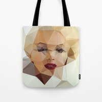 Monroe. Tote Bag