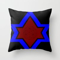 IT'S ALL ABOUT AWARENESS Throw Pillow