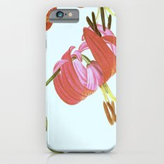 I. Vintage Flowers Botanical Print by Pierre-Joseph Redouté - Lilies Slim Case iPhone 6s