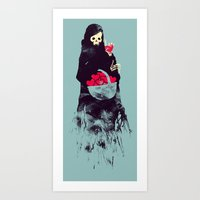 It's A Trap! Art Print