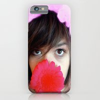 iPhone & iPod Case featuring psychedelic by Clare Cripps