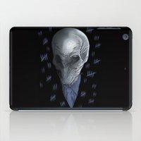 Silent 93 iPad Case