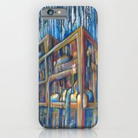 iPhone & iPod Case featuring building by the art of dang