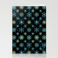 Let It Snow  Stationery Cards