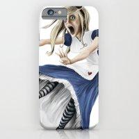 Falling Alice iPhone 6 Slim Case