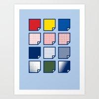 Lichtenswatch Art Print