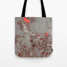 nature soul Tote Bag