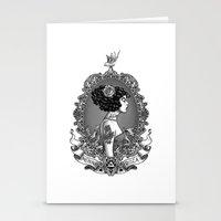 Menina Roza Stationery Cards