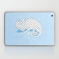 Transparent Mode On Laptop & iPad Skin