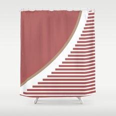 obod v.3 Shower Curtain