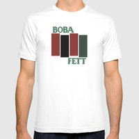 Get In Slave 1 Mens Fitted Tee White SMALL