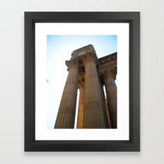 Palace of Fine Arts Framed Art Print