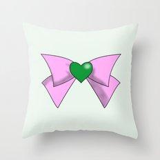 Super Sailor Jupiter Throw Pillow